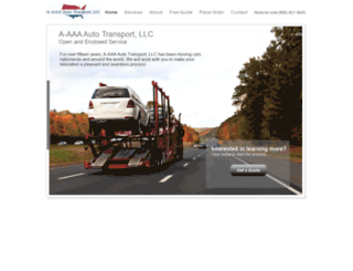 autocarmover2.intuitwebsites.com screenshot
