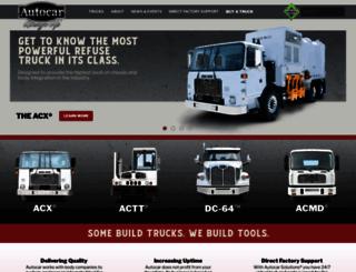 autocartruck.com screenshot