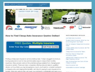 autocheapinsurance.org screenshot