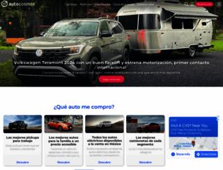 autocosmos.com.mx screenshot