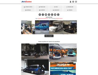 autocustom.com.br screenshot