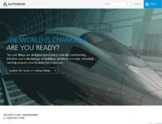 autodesk.net screenshot