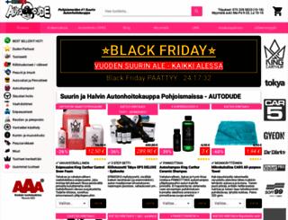 autodude.fi screenshot