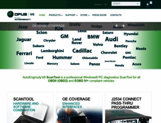 autoenginuity.com screenshot