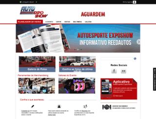 autoesporteexposhow.com.br screenshot