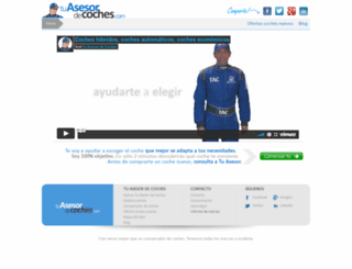 autofacil.tuasesordecoches.com screenshot