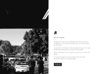 autofluence.com screenshot