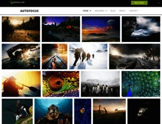 autofocus.photocrati.com screenshot