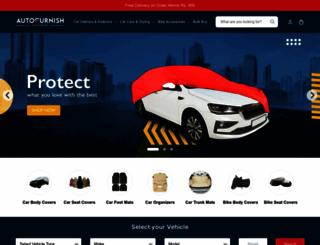 autofurnish.com screenshot