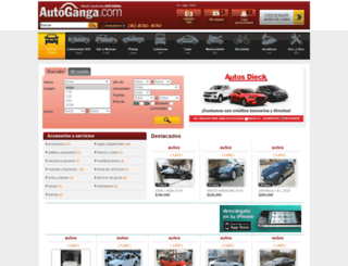autoganga.com screenshot