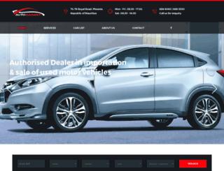 autogarantmu.com screenshot