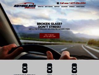 autoglassfitters.com screenshot