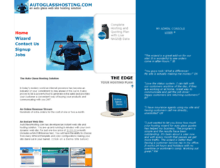 autoglasshosting.com screenshot