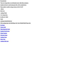 autoharpworks.com screenshot
