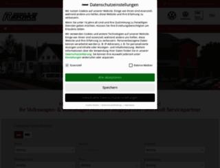 autohaus-raschick.de screenshot