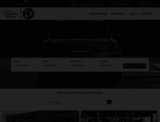 autohaus-schroen.autrado.de screenshot