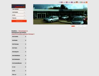 autohaus-tuschla.de screenshot