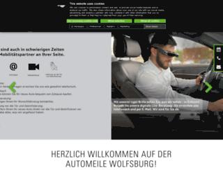 autohaus-wolfsburg.de screenshot