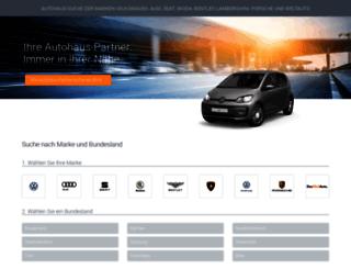 autohaus.at screenshot