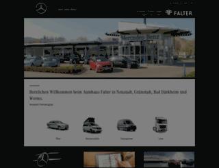 autohausfalter.de screenshot