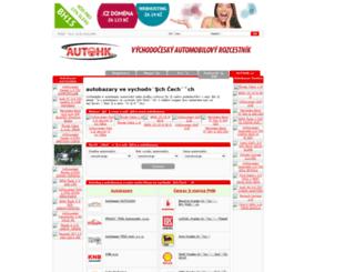 autohk.cz screenshot
