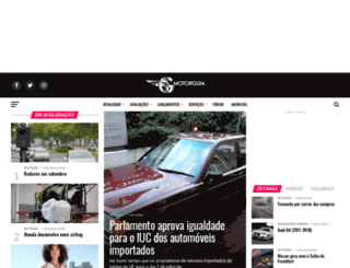 autohoje.com screenshot