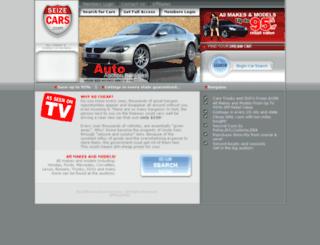 autohouser.com screenshot