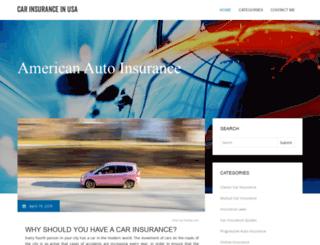 autoinsurancelin.org screenshot