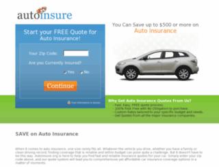 autoinsure.org screenshot