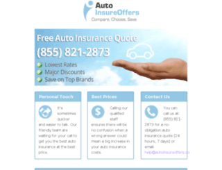 autoinsureoffers.co screenshot