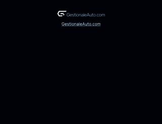 autoitaliarm.gestionaleauto.com screenshot