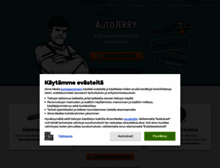 autojerry.fi screenshot