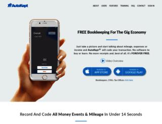 autokept.com screenshot