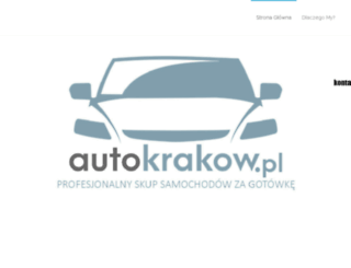 autokrakow.pl screenshot