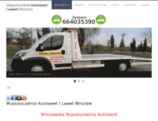 autolawety-wroclaw.pl screenshot