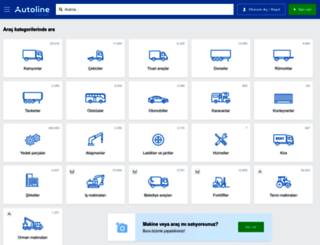 autoline.com.tr screenshot