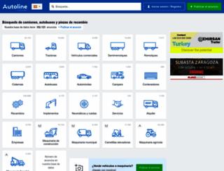 autoline.es screenshot