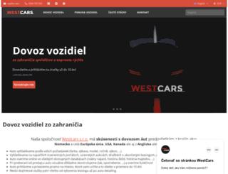 autolook.sk screenshot