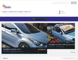 autolote.transauto.com.sv screenshot