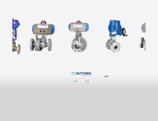automa.co.kr screenshot