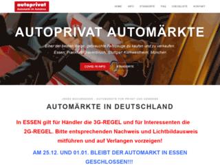 automaerkte-deutschland.de screenshot