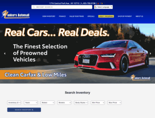 automallyonkers.com screenshot