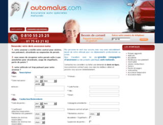 automalus.com screenshot