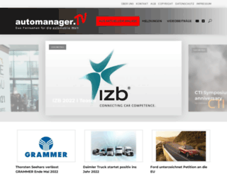 automanager.de screenshot