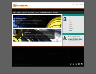 automapki.com screenshot