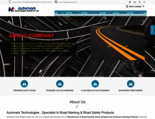 automarktech.com screenshot