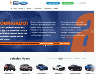 automasterms.com.br screenshot
