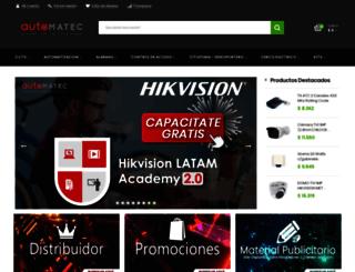 automatec.cl screenshot