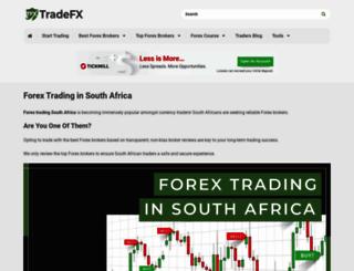 automatedforextradingtips.com screenshot