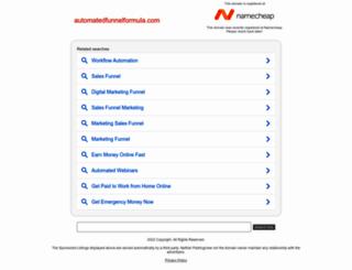 automatedfunnelformula.com screenshot